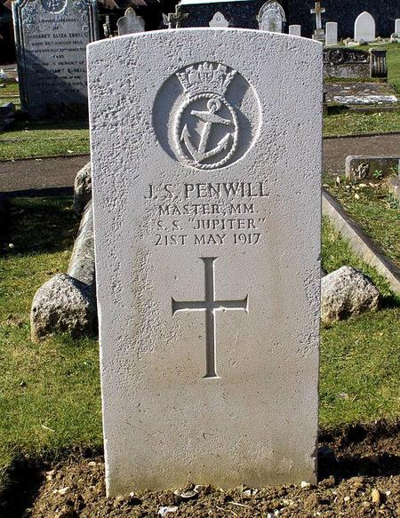 Profile picture for John Symons Penwill