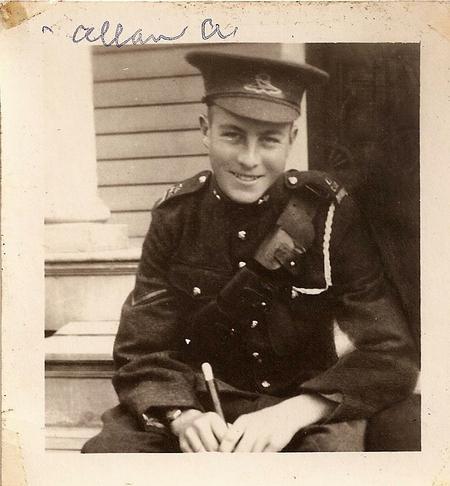 Profile picture for Allan Adie