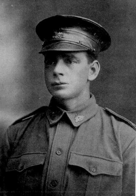 Profile picture for Percy Charles Woolfitt
