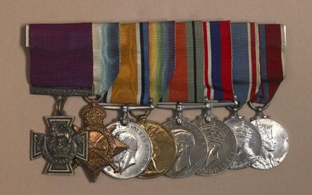 Arthur Procter's Medals