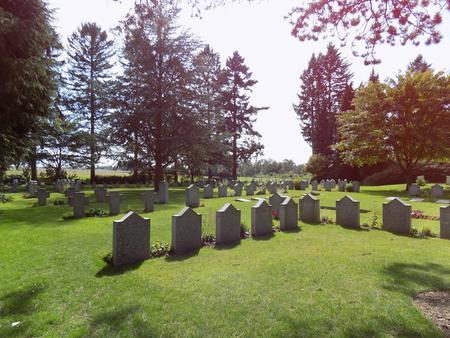 St. Symphorien Military Cemetery, Belgium - 2