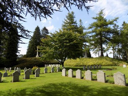 St. Symphorien Military Cemetery, Belgium - 3