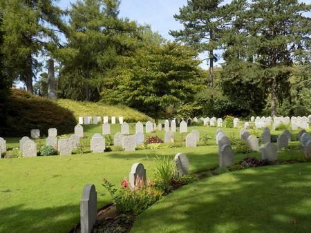 St. Symphorien Military Cemetery, Belgium - 4