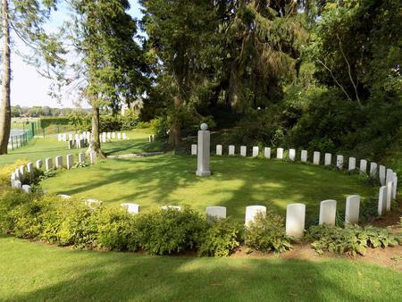 St. Symphorien Military Cemetery, Belgium - 5