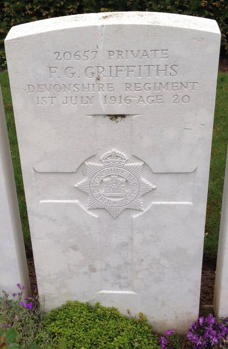 Profile picture for Frank G Griffiths