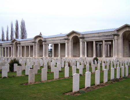 Arras Memorial, Pas de Calais, France - 2