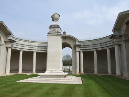 Arras Memorial, Pas de Calais, France - 5