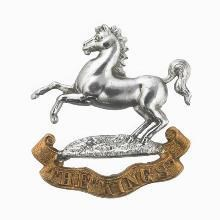 King's (Liverpool Regiment) cap badge