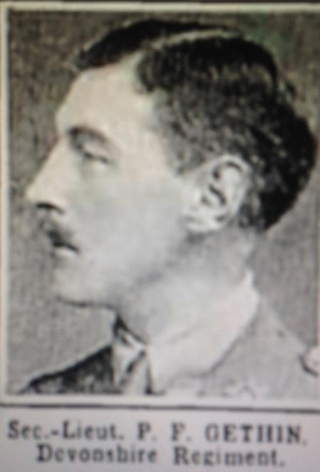 Profile picture for Percy Francis Gethin