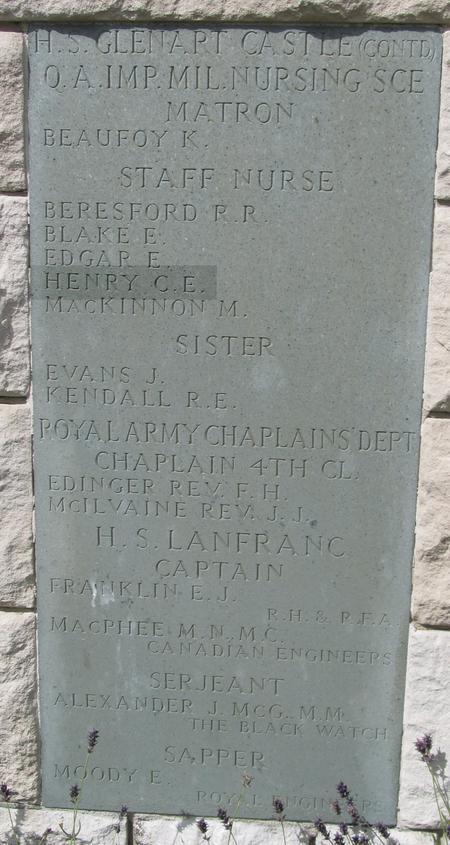 Profile picture for Charlotte E. Henry