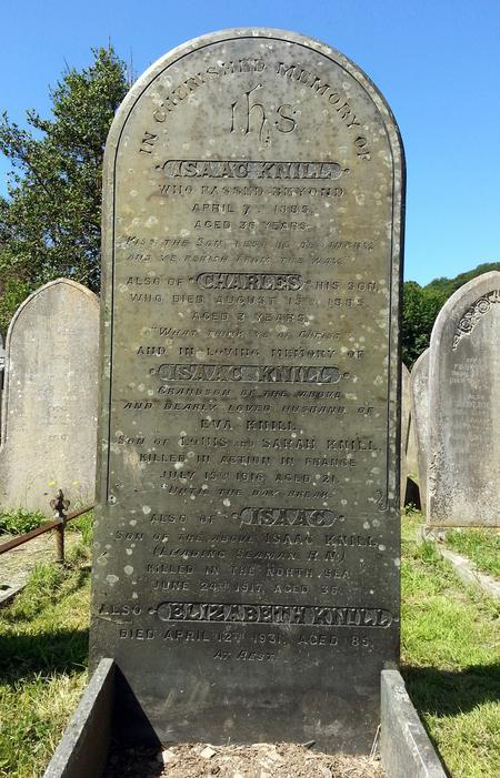 Holy Trinity Parish Churchyard, Ilfracombe