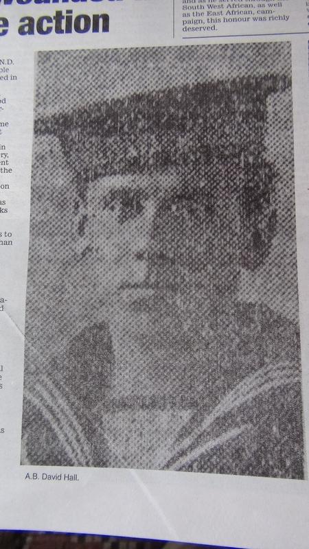 Profile picture for David Hall