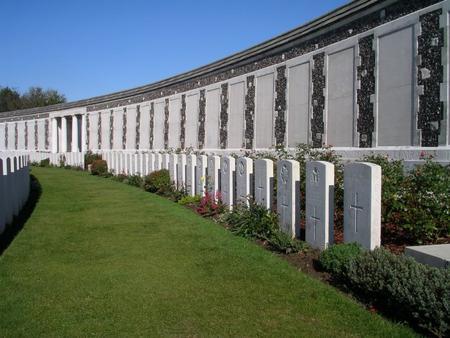 Tyne Cot Memorial, West-Vlaanderen, Belgium - 2