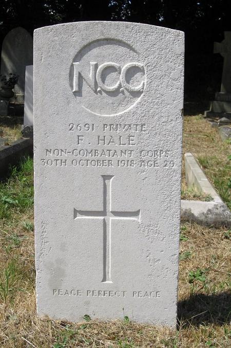 Profile picture for Frederick Hale