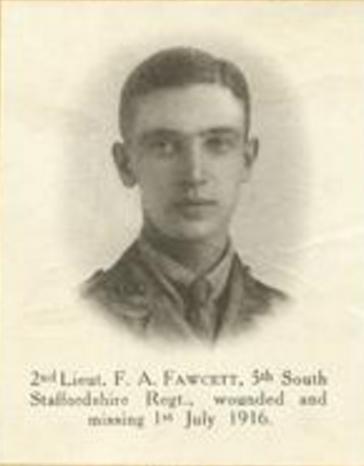 Profile picture for Frank Aldridge Fawcett