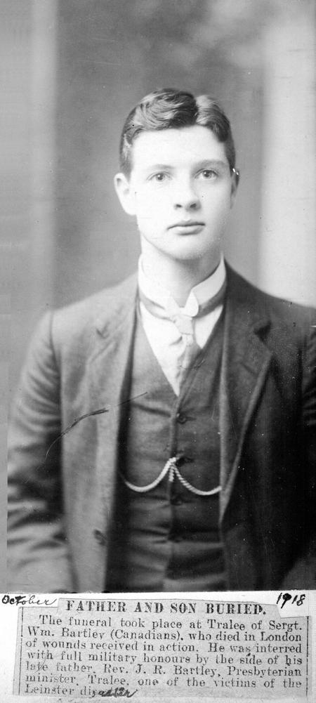 Profile picture for William Bartley