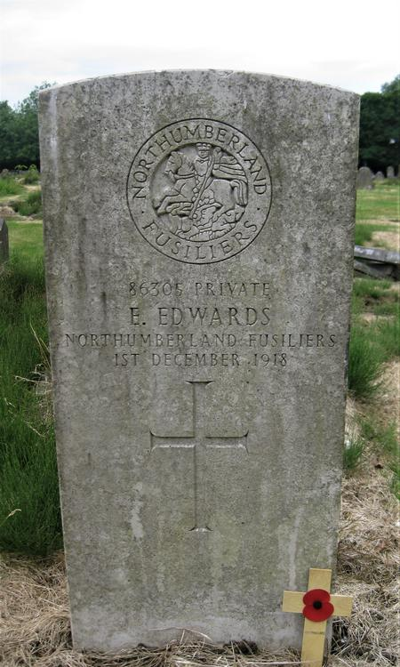 Profile picture for Edward Edwards