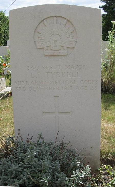 Profile picture for Leo Thomas Tyrrell