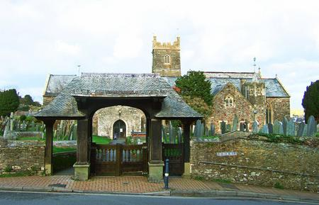 Holy Trinity Parish Church, Ilfracombe