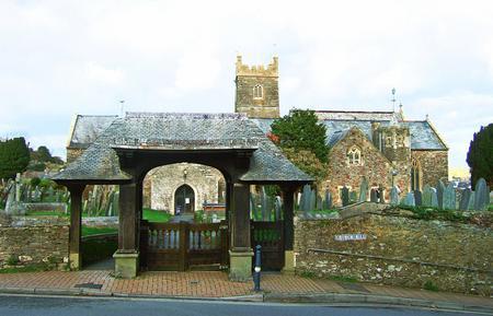 Holy Trinity Parish Church, Ilfracombe