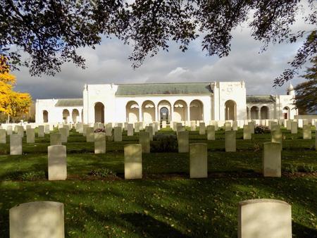 Le Touret Memorial, Pas de Calais, France - 3
