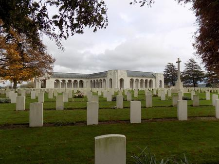 Le Touret Memorial, Pas de Calais, France - 4