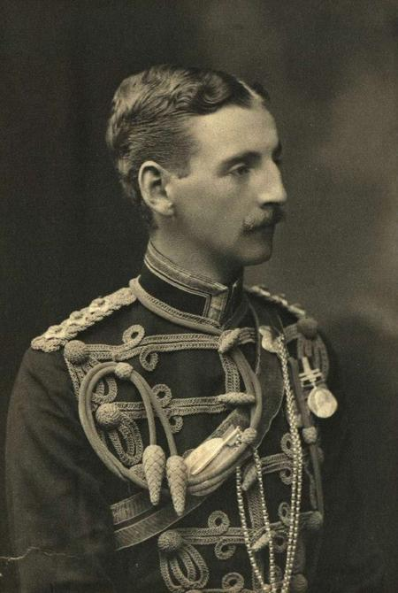 Profile picture for John Evelyn Carmichael Darley
