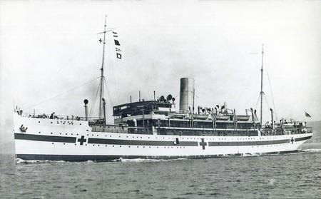 HMHS Varela