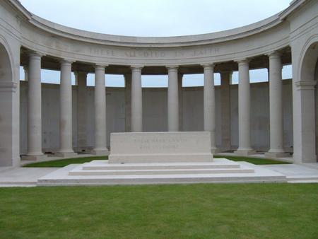 The Cambrai Memorial at Louverval