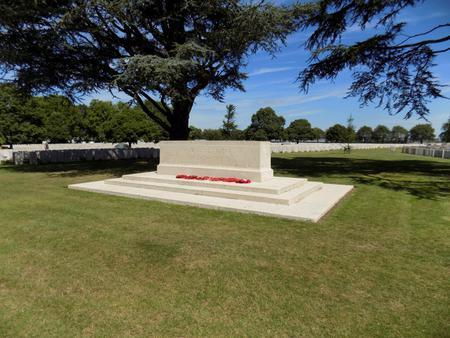 Lijssenthoek Military Cemetery, West- Vlaanderen 2