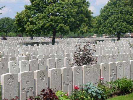 Lijssenthoek Military Cemetery, West- Vlaanderen 3