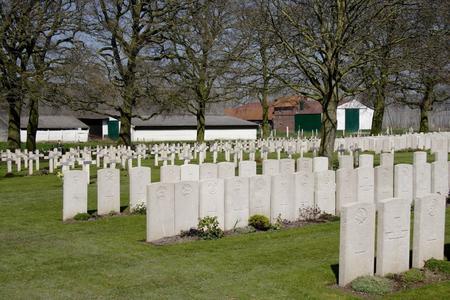 Lijssenthoek Military Cemetery, West- Vlaanderen 5