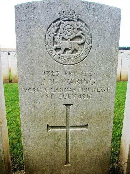 Profile picture for John Thomas Waring