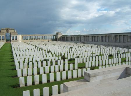 Pozieres Memorial, Somme, France - 1