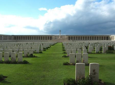 Pozieres Memorial, Somme, France - 3