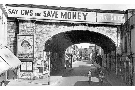 King Street, Plymouth, Devon (circa 1951)