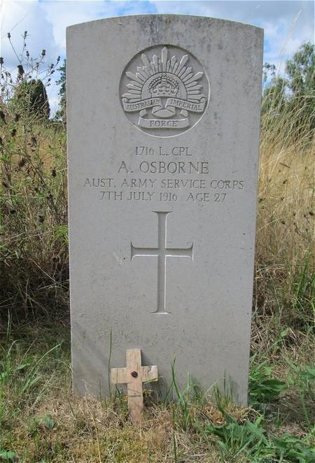 Profile picture for Alfred Osborne