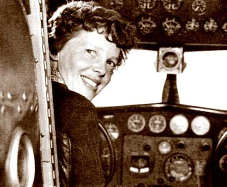 Profile picture for Amelia Earhart