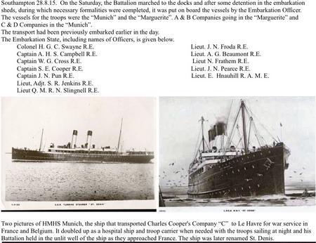 WO-95-4059-1  War Diary record