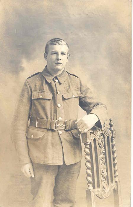 Profile picture for Cecil Hackett