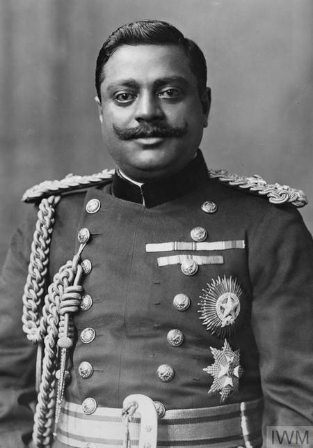 Profile picture for Maharaja Madho Rao Scindia