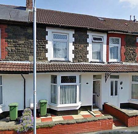 26 Gwilym Street, Pontypridd, Wales.