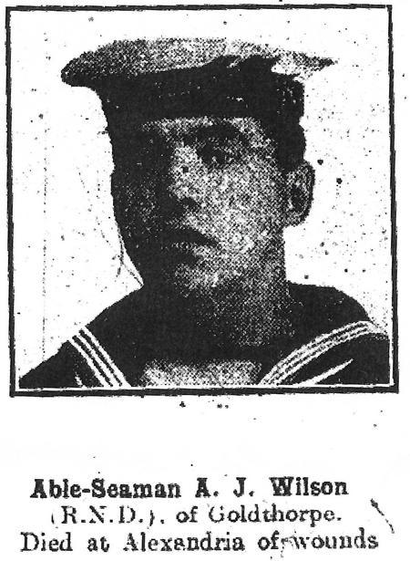 Profile picture for Albert James Wilson