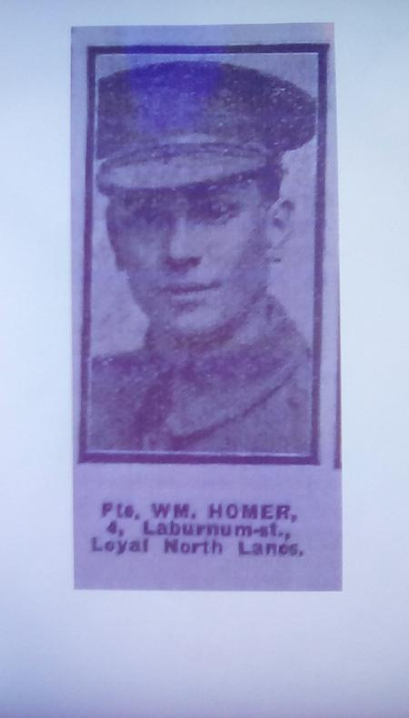 Profile picture for William Homer
