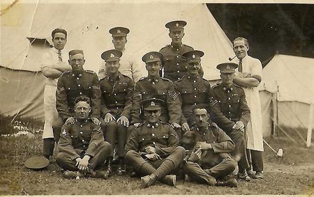 Sonnenburg Camp 1922