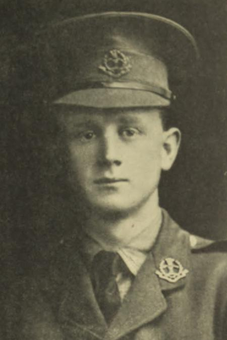 Profile picture for Percival Edward Owen Booth