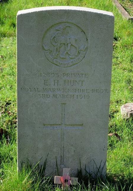 Profile picture for Ernest Howard Hunt