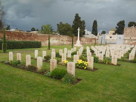 Taranto Town Cemetery Extension, Italy - 3