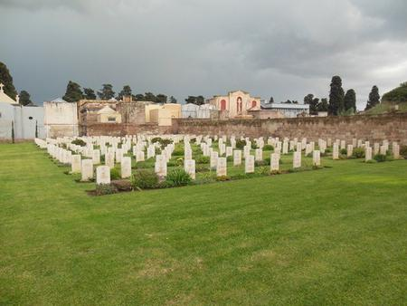 Taranto Town Cemetery Extension, Italy - 4