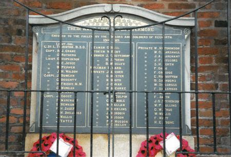 Kegworth War Memorial